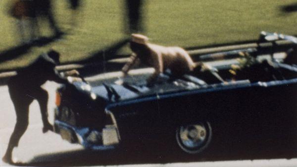 Fotograma de la película Zapruder