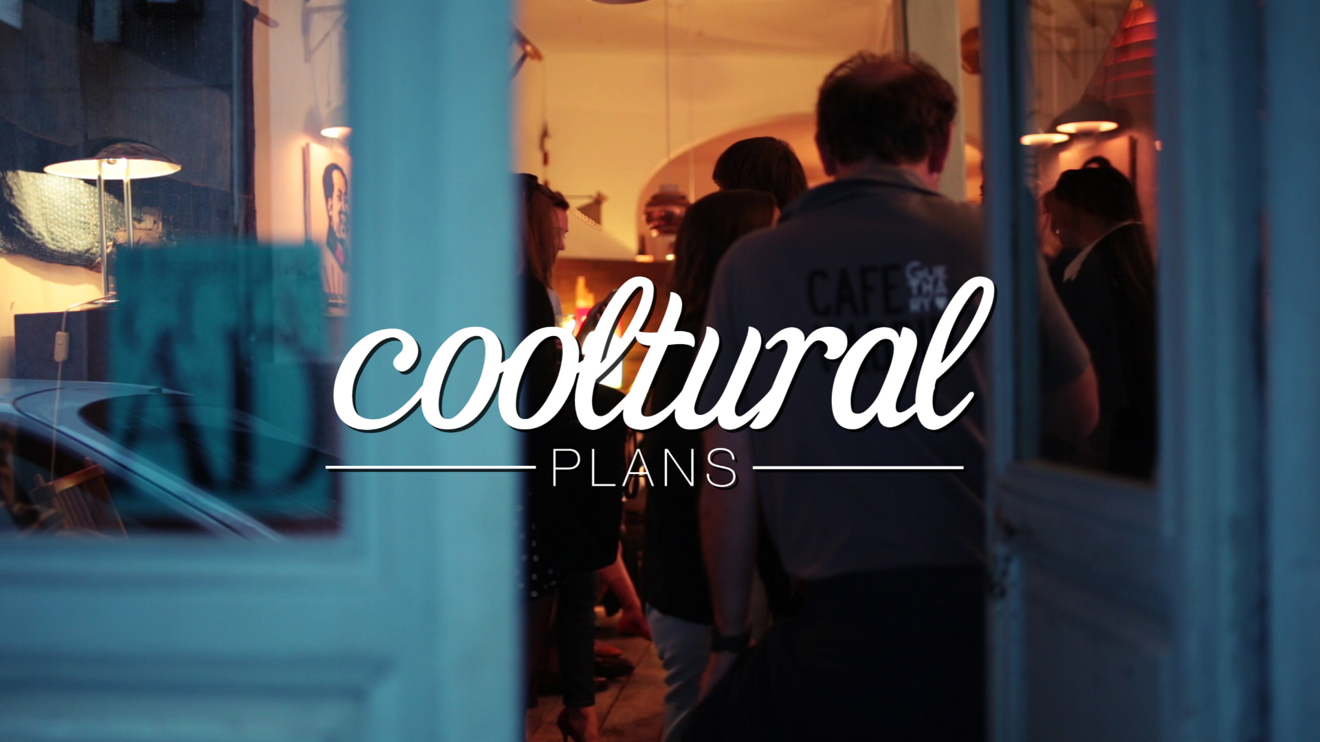 Lucas Vidal en Cooltural Plans