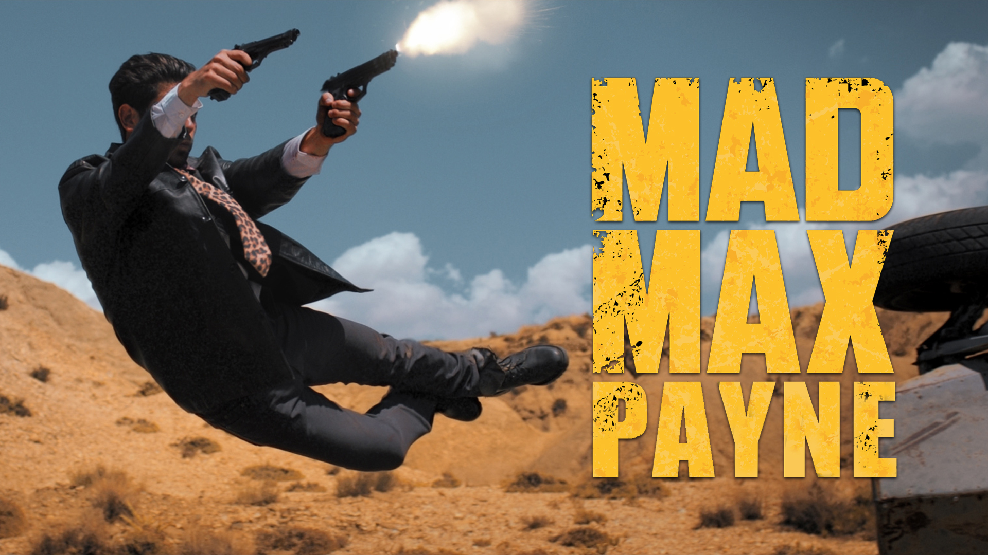 Mad Max Payne de Zapruder Pictures