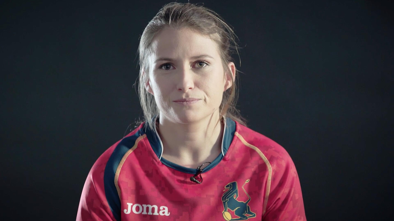 Joma Orgulloso Patrocinador de la Seleccion Española de Rugby Femenino